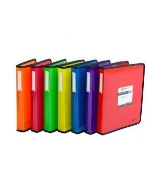 Carpeta maxi gomas fuelle verde- 04802020