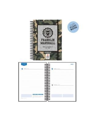 AG. ESCOLAR 20-21 D-P FRANKLIN CAMUFLAJE SENFORT