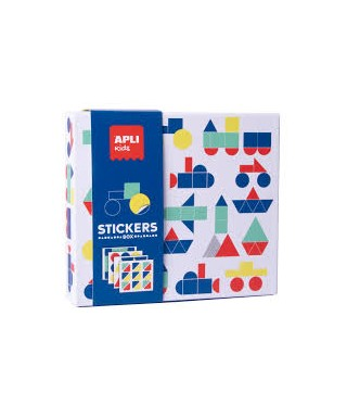 Sticker box geometricos vehiculos - APLI