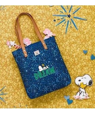 Bolso shopping pequeño Snoopy Cath Kidston