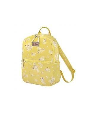 Mochila plegable amarilla Cath Kidston