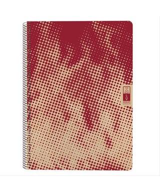 Cuaderno Escolofi green marron