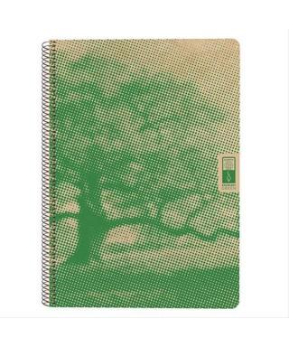 Cuaderno Escolofi green verde