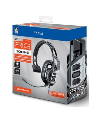 Auriculares Gaming Rig 100HS PS4