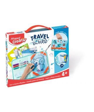 Travel Board- Juegos y dibujos borrables