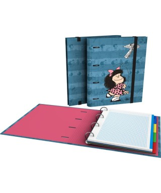 Carpebook Mafalda avion