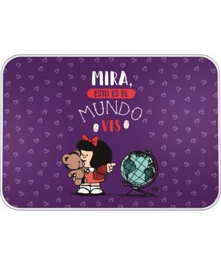 Vade Mafalda mundo