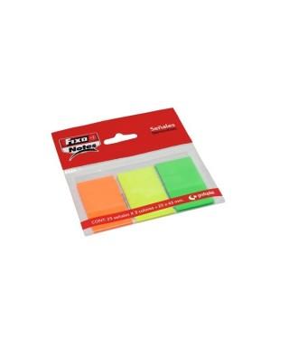 Marcador adhesivo colores surtidos- GRAFOPLAS - 65006280