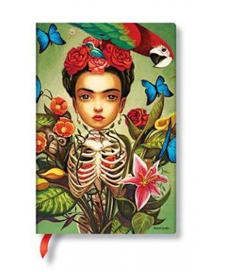 Libreta paperblanks Frida