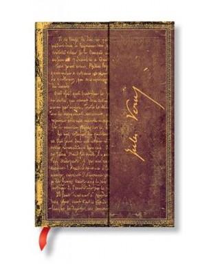 Cuaderno Julio Verne vuelta mundo mini l