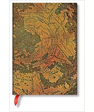 Cuaderno rayado hunt-lenox Globe Midi