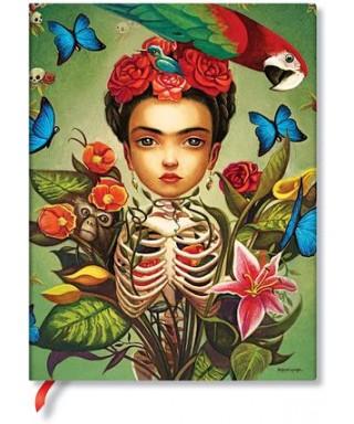 Paper Blanks Flexi de tapa blanda – Frida