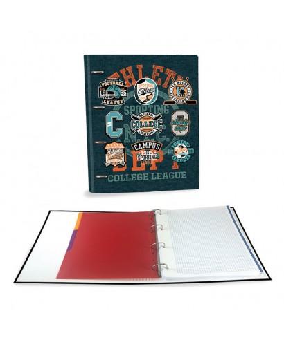 Ringbook A4 120h Original Athletic