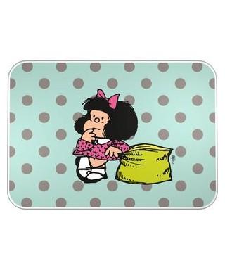 Vade PVC Mafalda 20 Dots