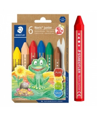 C -6 CERAS NORIS JUNIOR STAEDTLER