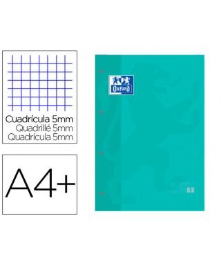 Recambio 90gr A4- 5x5 verde hielo OXFORD