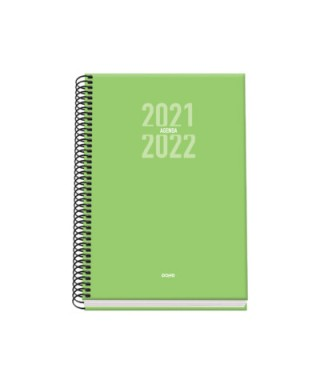 Ag. escolar Sigma D-P A6 21-22 verde