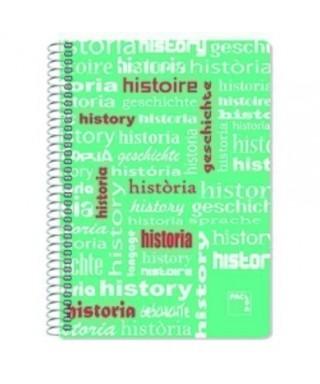 Cuaderno Pacsa Historia F- 4x4 PP
