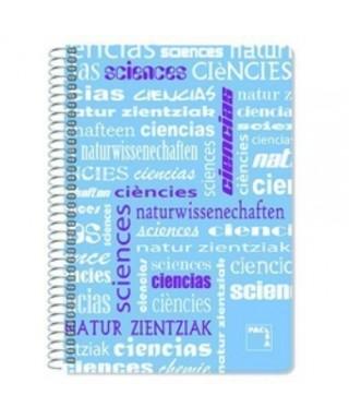Cuaderno Pacsa Ciencias F- 4x4 PP