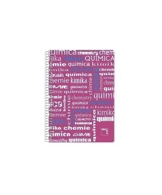 Cuaderno Pacsa Quimica F- 4x4 PP