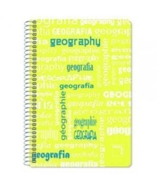 Cuaderno Pacsa Geografia F- 4x4 PP