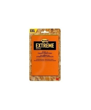 PQ2 notas extreme Post-it 114x171 surtid