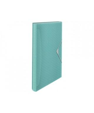 Carpeta acordeon AZ Esselte azul