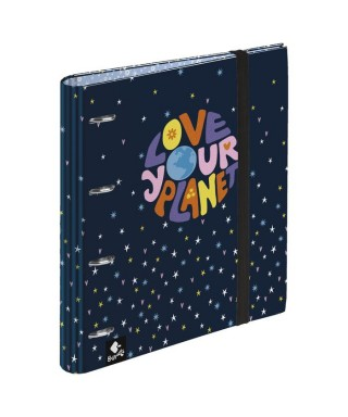 Carpebook Love your planet BUSQUETS