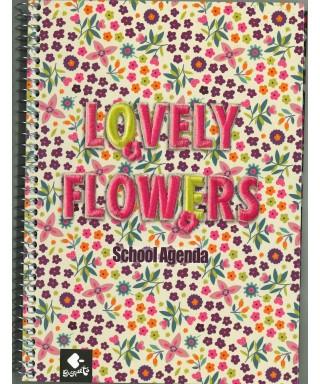 Ag. Escolar Lovely flowers BUSQUETS