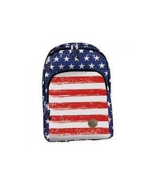 Mochila escolar doble USA
