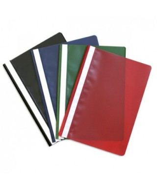 Dossier fastener A4 rojo- 05021051