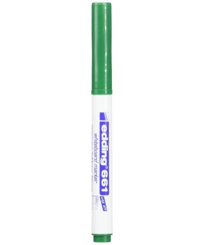 Rotulador pizarra blanca verde- EDDING - 661-004
