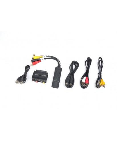 Capturador de video por USB (Soft incluido) - UVG-002