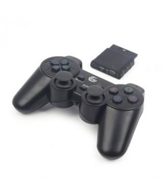 Mando WL dual gamepad (vibracion) Gembird PS2/PS3/PC - JPD-WDV-01
