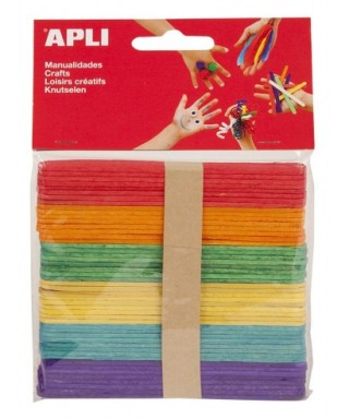 Bolsa palo polo colores - APLI - 13064