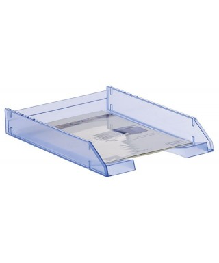 Bandeja azul translúcido- ARCHIVO 2000 - 715 AZ TL