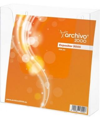 Portafolleto pared- ARCHIVO 2000 - 9005 CS TP