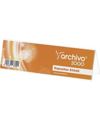 Portanombre sobremesa- ARCHIVO 2000 - 6144G CS TP