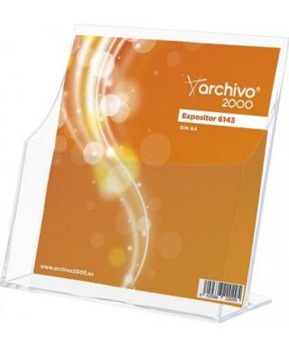 Portafolletos sobremesa A-4- ARCHIVO 2000 - 6143 CS TP