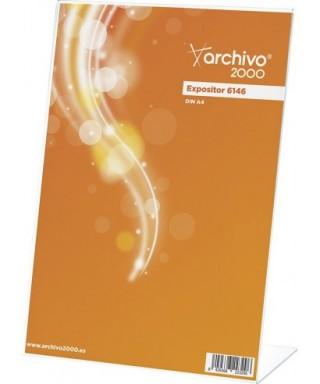 Portafolletos sobremesa A-4- ARCHIVO 2000 - 6146 CS TP