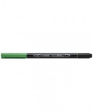 Rotuladores Lyra Aqua Brush Duo verde- GIOTTO - Ref. 6520067
