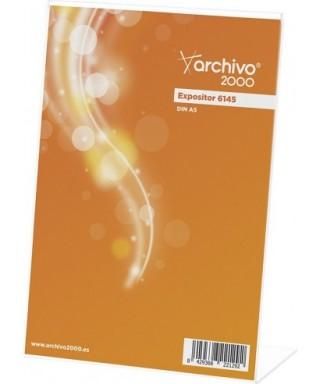 Portafolleto sobremesa A-5- ARCHIVO 2000 - 6145 CS TP