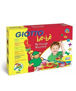 Set mi máquina modelar- GIOTTO - 465900