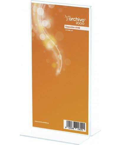 Portafolletos sobremesa 1/3- ARCHIVO 2000 - 6148 CS TP