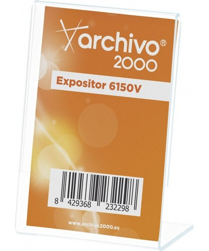 Portafolletos sobremesa- ARCHIVO 2000 - 6150V CS TP