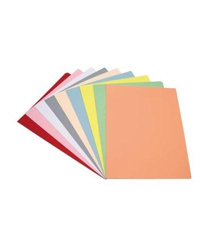 Subcarpetas amarillo folio - 00017360