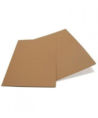 Subcarpetas kraft eco folio - 00017749