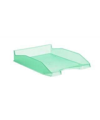Bandeja verde translúcido- DEQUA - 742 VE TL