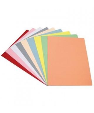 Subcarpetas amarillo A4 - 00017260
