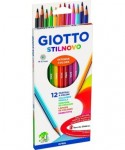 Lápices colores surtidos Giotto Stilnovo- GIOTTO - 256500